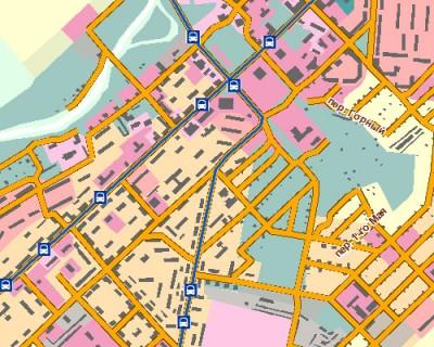 Муниципальная геоинформационная система города Соликамска