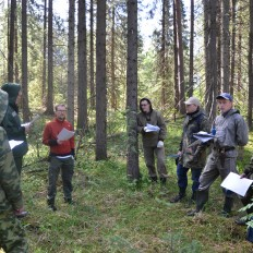Тренинг по сбору полевых данных для инвентаризации лесов методом ЛиДАР и обработка в АрбоЛиДАР