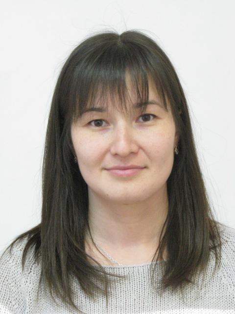 Перевощикова Ольга Анатольевна