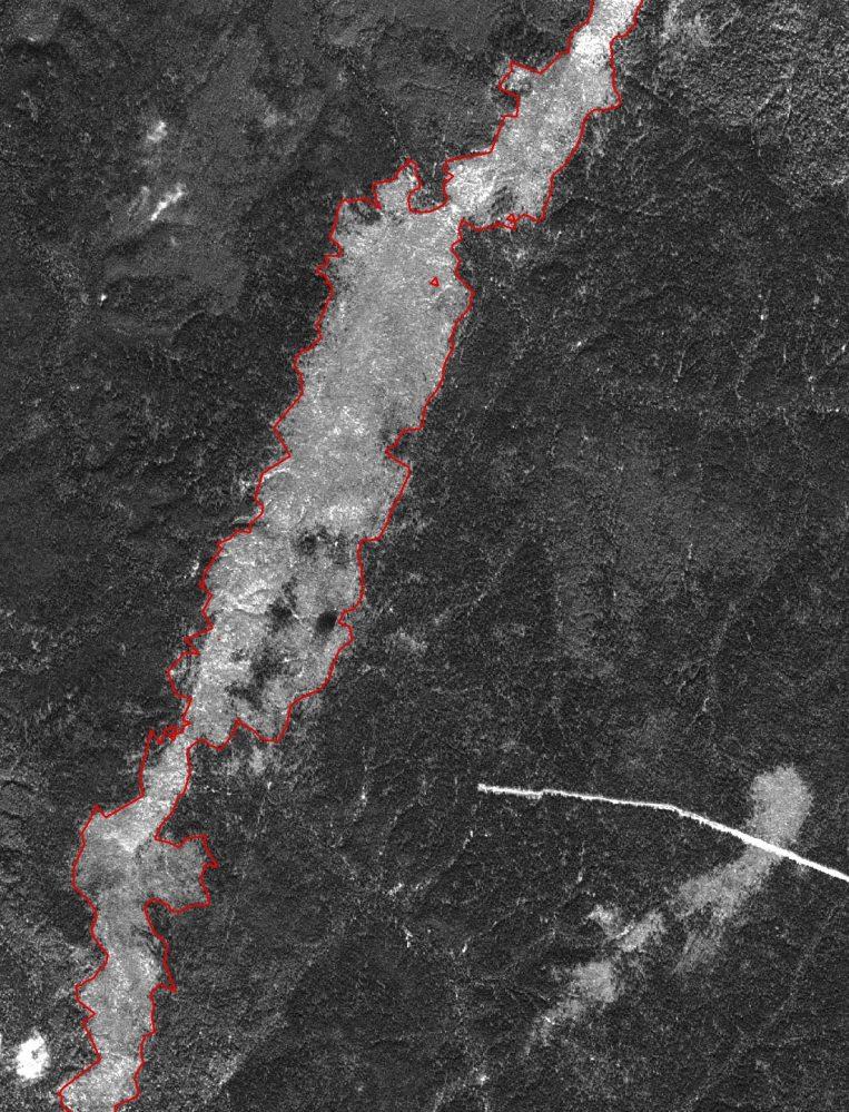 Закономерности пространственно-временного распределения и климатическая обусловленность ветровалов в лесной зоне Европейской России и Урала