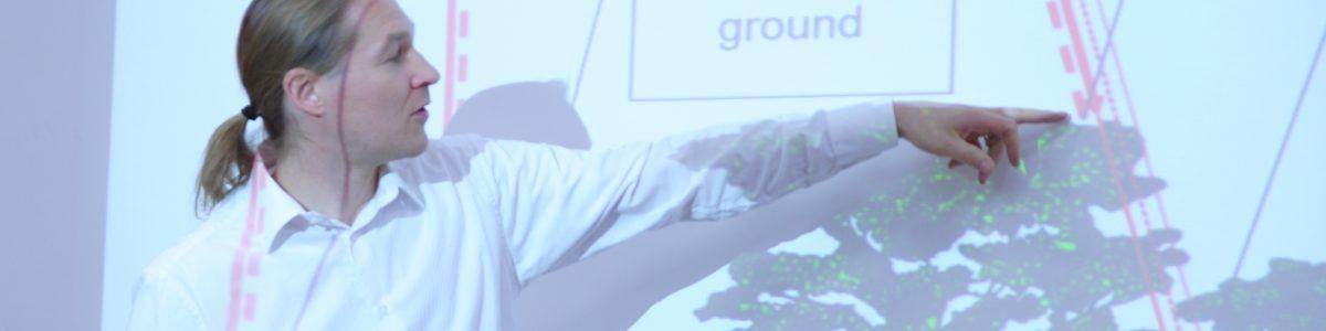 В ПГНИУ прошла серия открытых лекций специалистов компании Arbonaut OY Ltd (Финляндия)