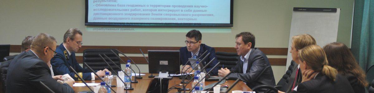 По результатам работы МИГ состоялось рабочее совещание с участием представителя министерства природных ресурсов, лесного хозяйства и экологии Пермского края