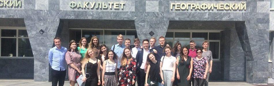 Поздравляем студентов кафедры с окончанием учебы в ВУЗе