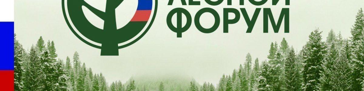 Пьянков С.В. принял участие во Всероссийском конгрессе «Лесной форум»
