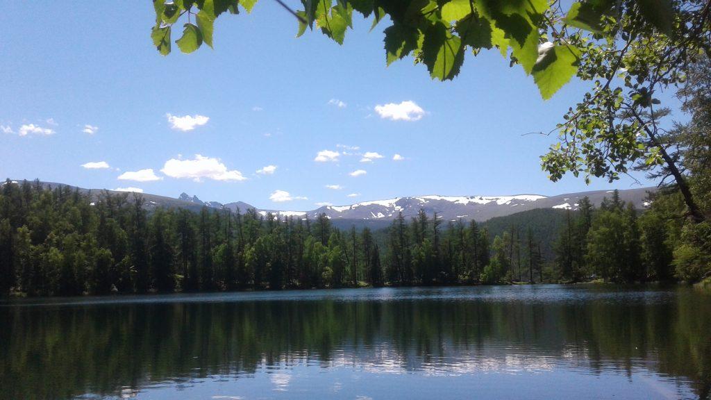 гоное озеро